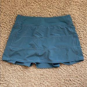 Lululemon Pace Rival Skirt Size 8 Tall